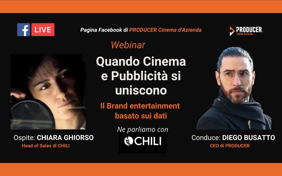 Branded Content: Cosa accade quando Cinema e Pubblicità si uniscono?